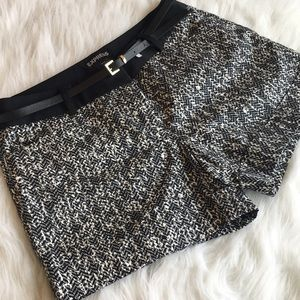 Express Shorts - Express Editor Shorts
